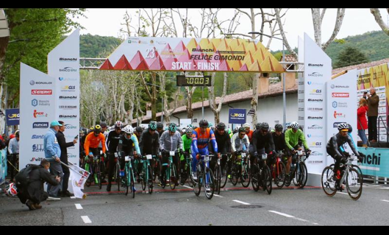 Calendario Gare Ciclismo 2020.Il 10 Maggio 2020 A Bergamo Una Granfondo A Cinque Cerchi